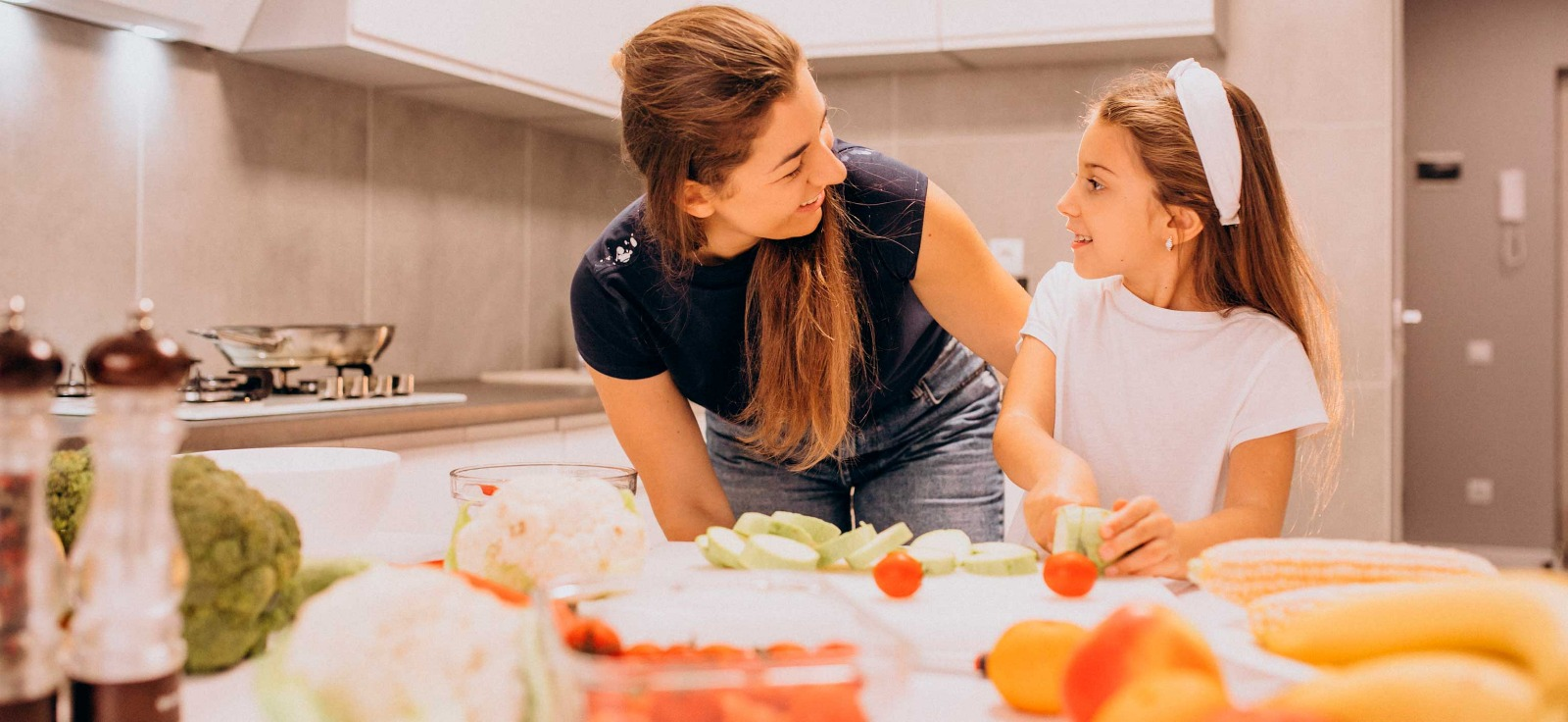 3 simple tips for healthy eating in the family